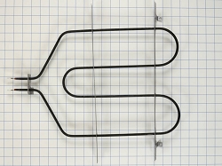WB44T10009 Range/Oven Broil Element AP2030995 PS249284
