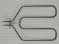 WB44X173 Range/Oven Broil Element - AP2031021, PS249411