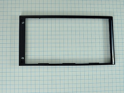 WB55X10813 Black Outer Door Frame AP3883656 PS1017375