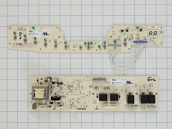 WD21X10247 Dishwasher Main and Tactile Control Board