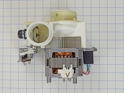 WD26X10013 - Dishwasher Motor and Pump- AP2616850, PS260801