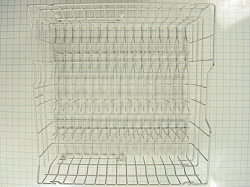 WD28X10399 Upper Dishwasher Rack AP5781495 PS8690632