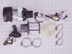 WD49X23779 P1 Drain Pump Kit AP6262397 PS10054657