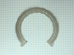 WE11M10001 Dryer Heating Element AP5793359 PS8756702