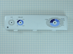 WE19M1490 Dryer White Console Assembly
