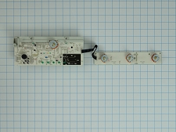 WH12X10475 Washer Electronic Control Board Assembly - AP4980168, PS3487291