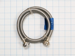 WM-50-184 - Stainless Steel Braided Washer Fill Hose