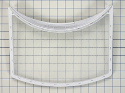WP33001003 - White Dryer Lint Filter AP6007914 PS11741039