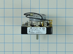 WP33001624 - Dryer Timer - AP6007930, PS11741057