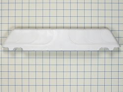 WP33001755 - Dryer Drum White Baffle