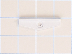 WP33001764 Dryer Hinge Cover