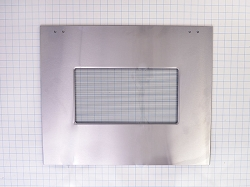 WP4452315 - Oven Door  (Stainless Steel)