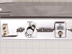 WPW10222771 Dryer Heating Element Assembly - AP6017336, PS11750633