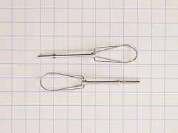 WPW10490648 Hand Mixer Beater 2 Pack- AP6022244, PS11755576