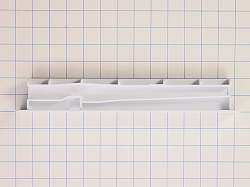 WPW10671238 Refrigerator Crisper Drawer Center Rail