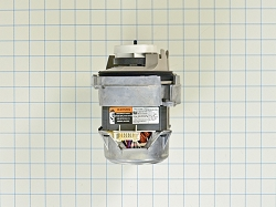 WPW10757217 Dishwasher Pump and Motor Assembly- AP6024038, PS11757388