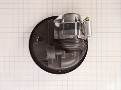 WPW10780877 Dishwasher Sump and Motor Assembly