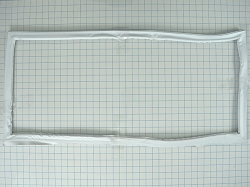 WR14X10238 White Refrigerator Door Gasket - AP4340413, PS1766143