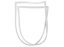 WR24X5231 Refrigerator White Door Gasket AP2068143, PS297115