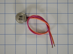 WR50X122  Refrigerator Defrost Thermostat