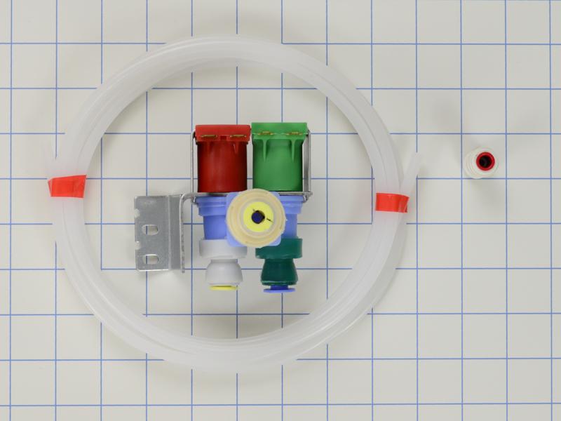 W10408179 Refrigerator Water Valve Kenmore Whirlpool