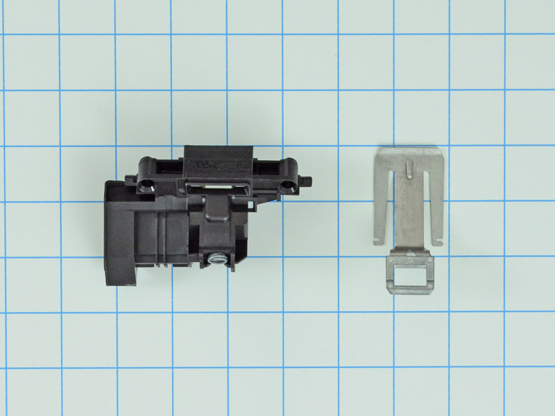 W10380262 Dishwasher Door Latch Assembly