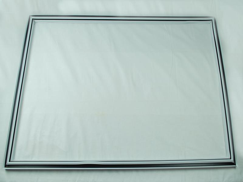 241872513 White Refrigerator Door Gasket Frigidaire