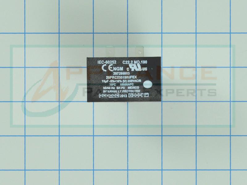 297286803 Refrigeragtor Run Capacitor