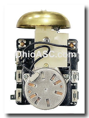 Faulty Timer Switch - Maytag Atlantis MDG7400AW Gas Dryer