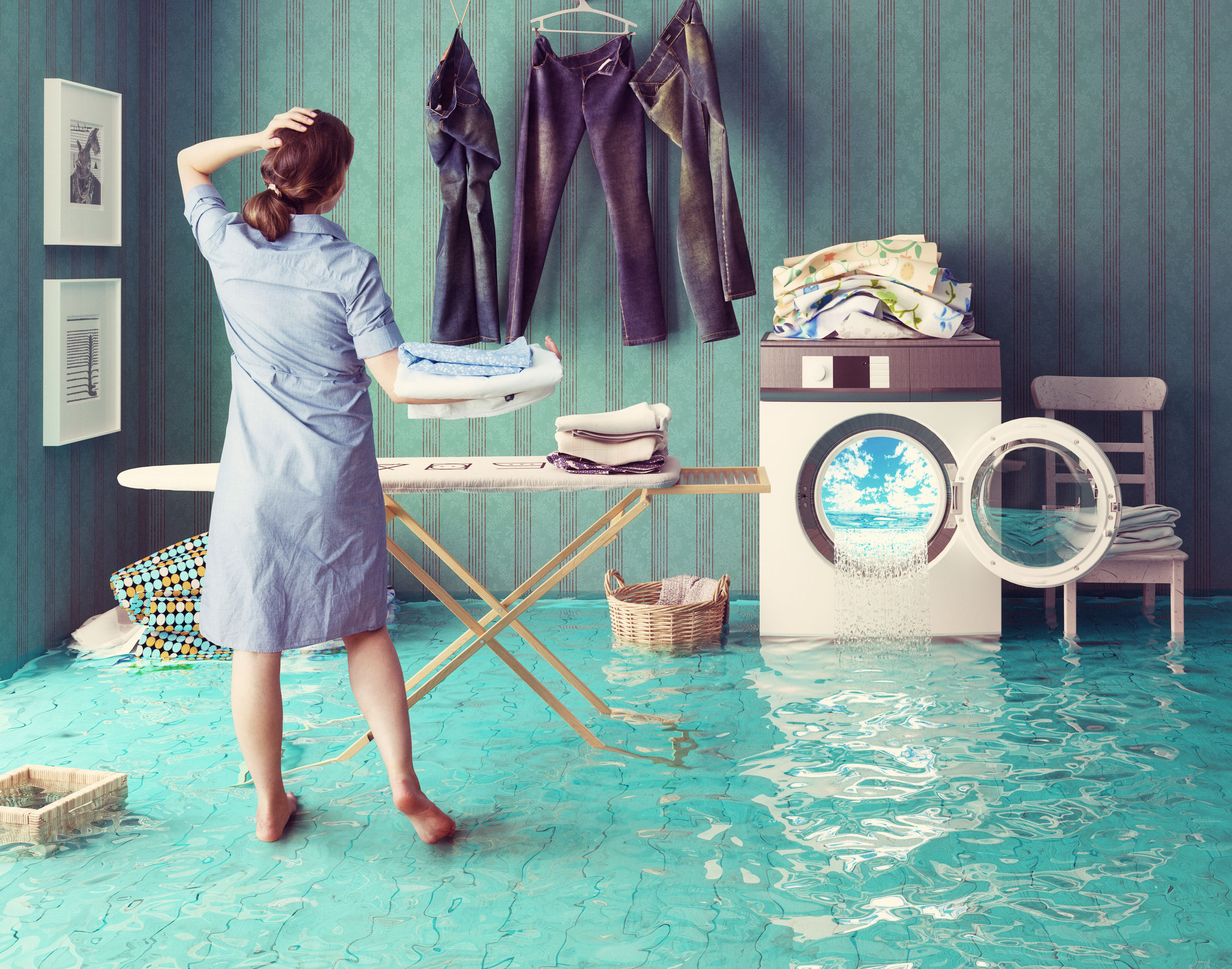 Five mistakes people make when using their washing machine