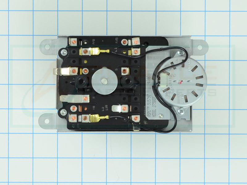 Dryer Kit Timer & Wire Harness | D505797P, AP6284683, 505797P ...