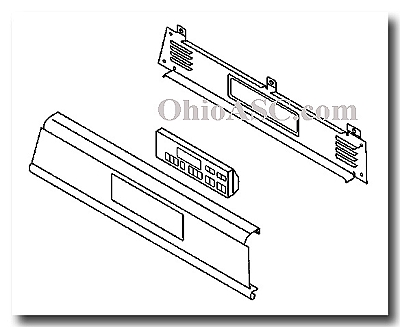 Sst Grill furthermore 1503220 additionally Parts For Maytag Psd262lhew moreover WP6610456 Electronic Control 6610456 p 1152 besides Schematic Diagram Of Pressure Switch. on refrigerator core