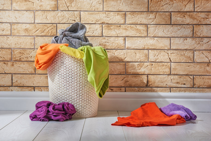 Laundry Baskets You'll Actually Want to Keep Around your Home!