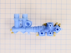 W10853723 Washer Water Inlet Valve AP5989759, PS11731257