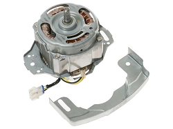 WH49X20495 - Washer/Dryer Combo Tub Motor Kit w/ Shield - AP5953898, PS10061527