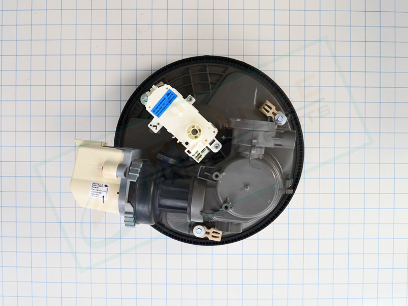 Wpw10482482 Dishwasher Pump And Motor Assembly