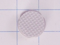WPY314137 Washer/Dryer Rubber Leveling Leg Foot Pad- AP6024197, PS11757547