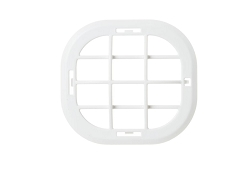 WR02X10671 Refrigerator Air Grille - AP3670238, PS285091