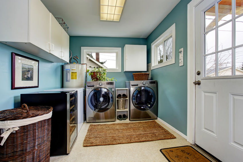 Laundry Room Design Trends