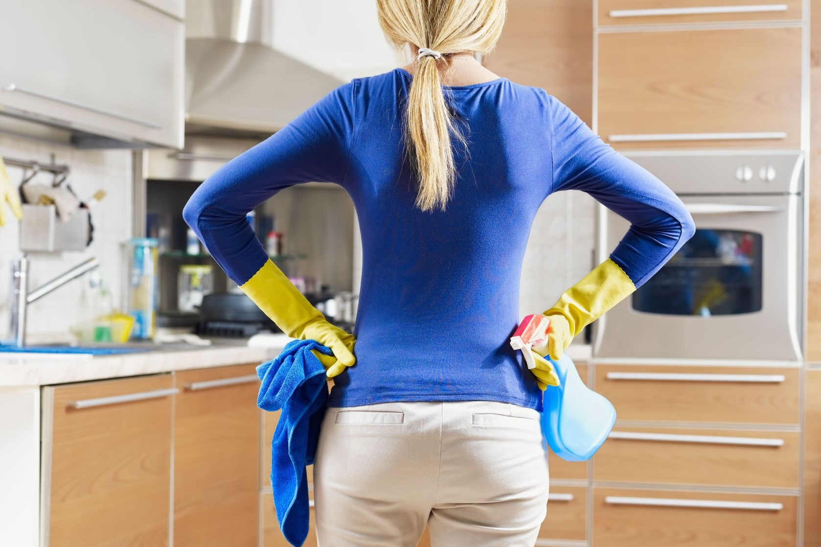 Thanksgiving Clean-Up Tips
