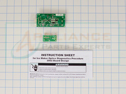 W10757851 Icemaker Emitter & Receiver Control Boards - PS10064583