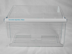 WP2188664 Refrigerator Crisper / Meat Pan - PS11739122 AP6006058