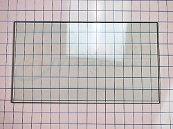 316088600 Range Oven Door Inner Glass AP2125331 PS438400