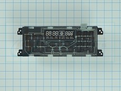 316418704 Range Oven Control Board and Clock AP3776965, PS977997