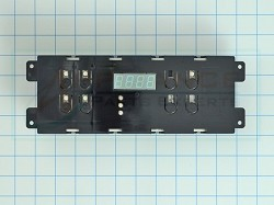 316557107 Range Oven Control Board and Clock AP451079, PS2378931