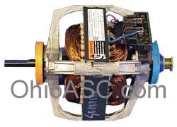 W10410997 Dryer Motor - 33002478, AP5272723, 2118675, 33001753, 33001853, 33001854, 33002237, 33002462, 33002478, AH3500892, EA3500892, PS3500892