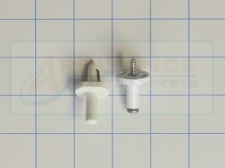 4388538 - Refrigerator Shelf Stud Kit