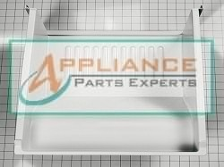5303289501 Refrigerator Lower Crisper Drawer Pan