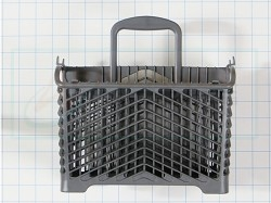 WP6-918873 Dishwasher Silverware Basket AP6009896, PS11743069