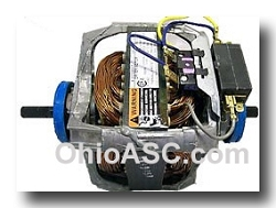 WP915P3 Dryer Motor - 915P3, 14218945, 56075, 56075P, 58044, 58044P, 62542, 62542P, R0607003, R0607005, Y58044, Y62542